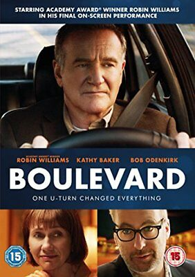 Boulevard [DVD] -  CD 1AVG The Fast Free Shipping