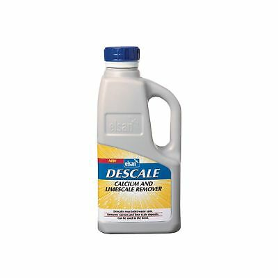 Elsan Descale Calcium And Lime Scale Remover - 1 Litre