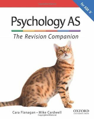 The Complete Companions: AS Revision Companion for AQA A Psychology (Complete.