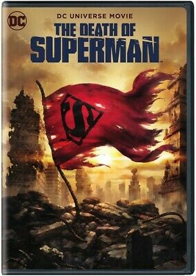 DCU: The Death Of Superman [New DVD] Amaray Case
