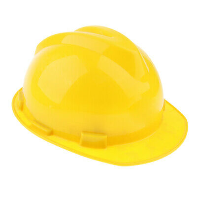 12-Inch Safety Helmet Working Cap Head Protective Hard Hat Bump Cap -Yellow