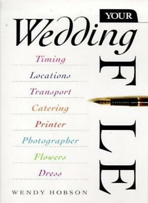 Your Wedding File-Wendy Hobson