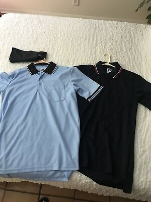 New Two Umpire Shirts And Umpire Kit