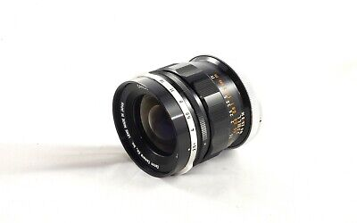Canon 35mm f/2.5 Canon FL-Mount Manual Focus Prime Lens -Very Good