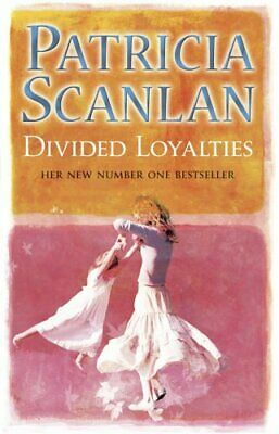 Divided Loyalties by Scanlan, Patricia Paperback Book The Cheap Fast Free Post