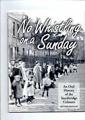 No Whistling on a Sunday Paperback Book The Cheap Fast Free Post