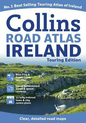 Collins Road Atlas Ireland by Collins Uk Paperback Book The Cheap Fast Free Post