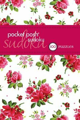 Pocket Posh Sudoku 20: 100 Puzzles by The Puzzle Society Book The Cheap Fast