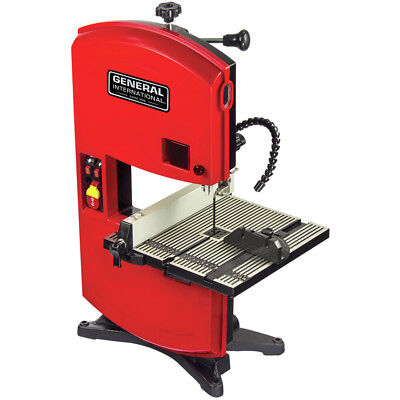 General International 9 in. 2.5A Wood Cutting Band Saw BS5105 New