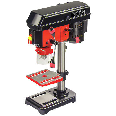 General International DP2001 8 in. 2A Bench Drill Press w/ Laser System New