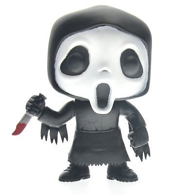Scream Funko Pop Vinyl Figure With Box GHOSTFACE Halloween Gifts