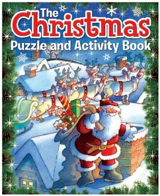 The Christmas Puzzle and Activity Book-Arcturus Publishing