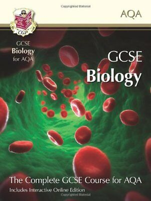 GCSE Biology for AQA: Student Book with Interactive Online Edition (A*-G cour.