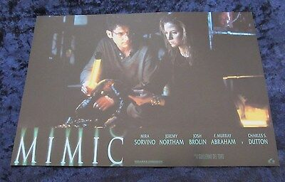 Mimic lobby card  # 10 - Jeremy Northam, Mira Sorvino, Josh Brolin