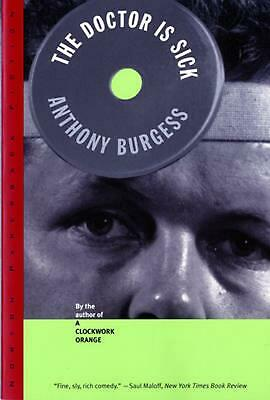 The Doctor is Sick by Anthony Burgess (English) Paperback Book Free Shipping!