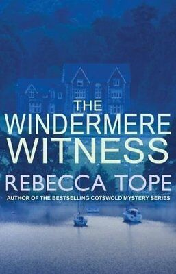 The Windermere Witness (Lake District Mysteries)-Rebecca Tope