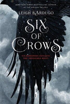 Leigh Bardugo / Six of Crows9781627795098