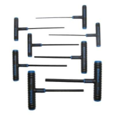 "Eklind Tool Company 64608 8-piece 6"" Metric Power-t Hex Key Set"