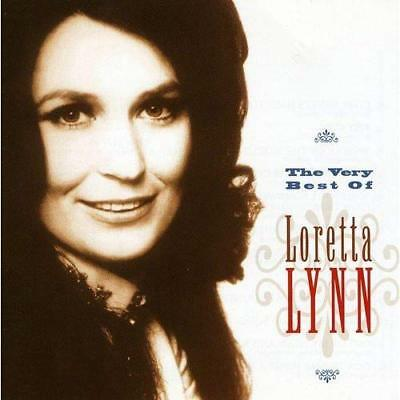 The Very Best Of Loretta Lynn Audio CD