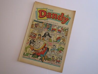 The DANDY Comic - No 1373 - 16th March 1968 - My Home Town Birmingham