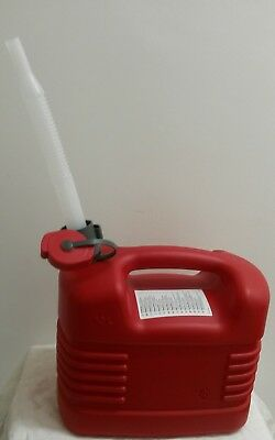 Pressol 21133 10 Litre Fuel plastic jerry can Diesel Petrol Heating oil Parafin