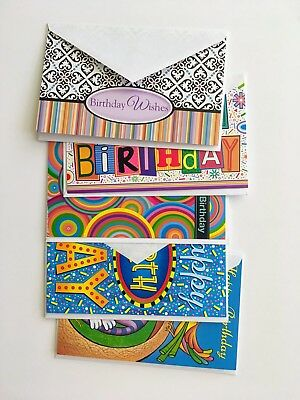 High Quality Birthday Greeting Cards Random Pack Of 5 799