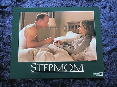 STEPMOM lobby card #7  ED HARRIS,  JULIA ROBERTS