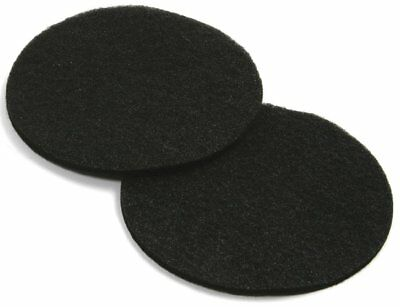 Norpro Round COMPOST REPLACEMENT FILTER Set of 2 Refills Odor Free for 6 Months