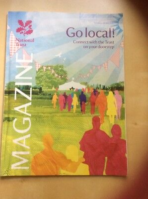 National Trust Magazine Summer 2010 Go Local Connect With The Trust