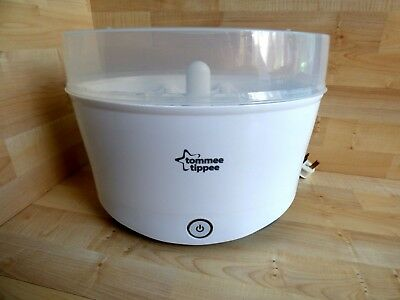 Tommee Tippee Closer To Nature Electric Steriliser  FREE POSTAGE