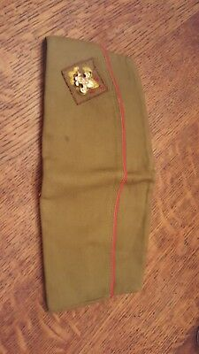 Official Boy Scout Of America Garrison Cap With Pin