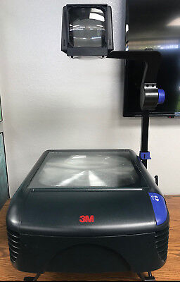 3M 1800 Overhead Projector 1800 BJ1.  Spare lamp included!