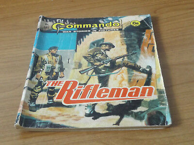 Commando War Comic Number 592!!,1971 Issue,good For Age,47 Years Old,v Rare.
