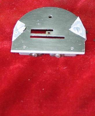 Vintage Singer Featherweight 221 Sewing Machine Needle Throat Plate