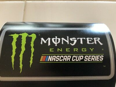 Monster Energy Drink NASCAR Cup Series Sticker