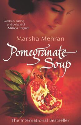 Pomegranate Soup by Mehran, Marsha Paperback Book The Cheap Fast Free Post