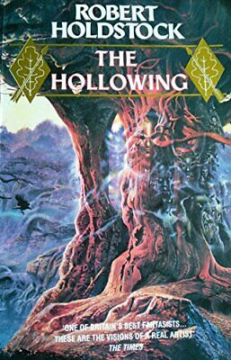 The Hollowing by Holdstock, Robert Paperback Book The Cheap Fast Free Post
