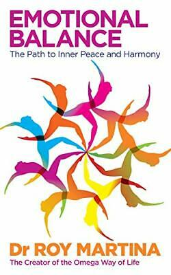Emotional Balance: The Path to Inner Peace and Harm... by Martina, Roy Paperback