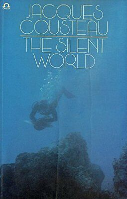 Silent World (Omega Books) by Cousteau, Jacques-Yves Paperback Book The Cheap