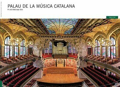 Fotoguia Palau Musica Catalana(Angles) by Unknown Book The Cheap Fast Free Post