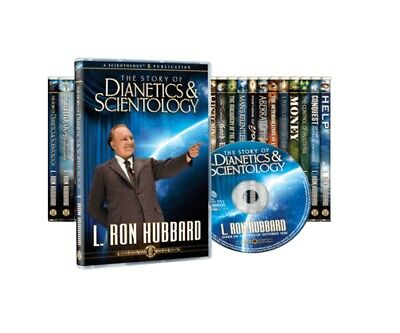 Scientology Lecture Series - 26 CDs by L Ron Hubbard- New - PRIME PRICING!