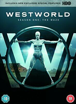 Westworld - Season 1 [includes Ultraviolet Digital Download]  [DVD... -  CD RGVG
