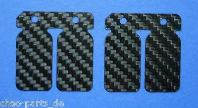 CHAO Carbon Membrane für Kymco Spacer 50 2T Stage1