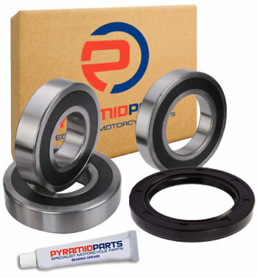 Rear Wheel Bearings & Seals Suzuki GN250 82-88