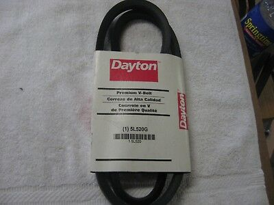 5L520G Dayton 5L520 Oil Resistant BELT Buy Name Brand Ships From NC In USA