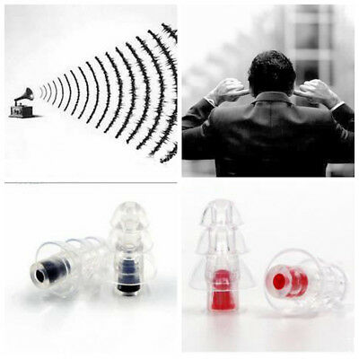 Ear Plugs for Concert Musician Shooting Sleeping Noise Cancelling Earplugs Kit