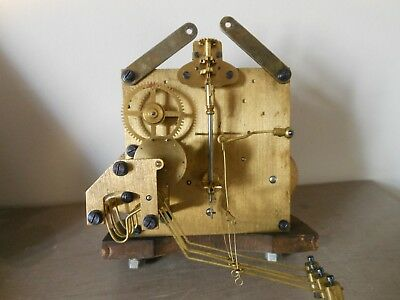 Vintage Junghans Westminster Chime Clock Movement