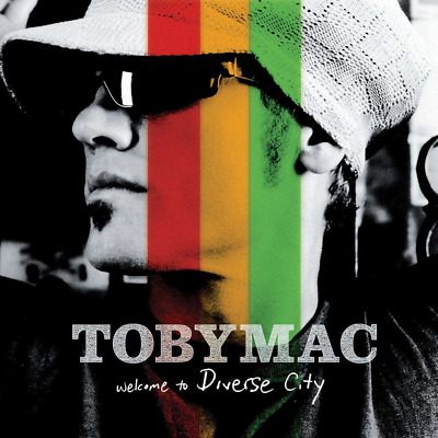 TobyMac - Welcome To Diverse City CD 2004 Forefront Records ** NEW **