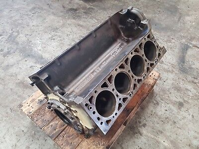 ⚙0205⚙ Mercedes-Benz W116 350 SE 3.5 V8 ENGINE BLOCK