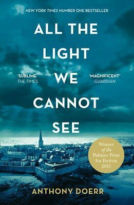 All the Light We Cannot See-Anthony Doerr, 9780008138301